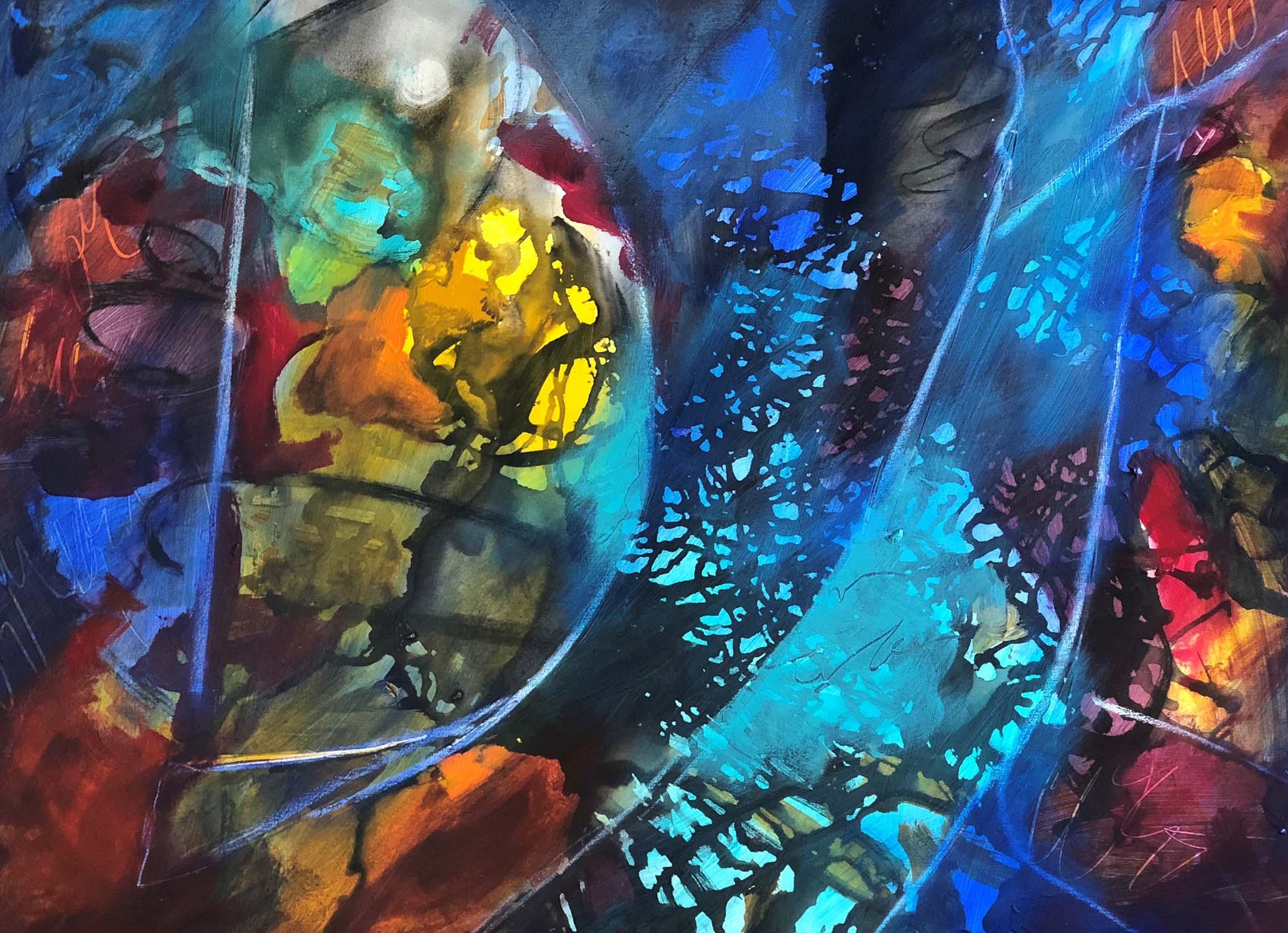 Das Meer verzaubert art mare Farbwind 2018