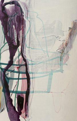 2020 | Acryl auf Pappe | 15 x 21 cm
